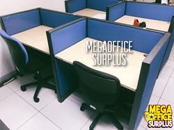 Used Workstation Megaoffice Surplus