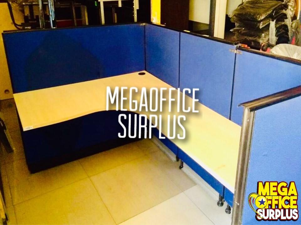 Lshape Workstation Office Megaoffice Sur