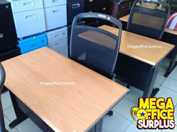 Steel Free Standing Table Megaoffice Sur