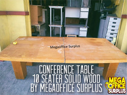 Conference Table Supplier megaoffice