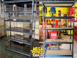 Megaoffice Steel Rack Shelf Sale