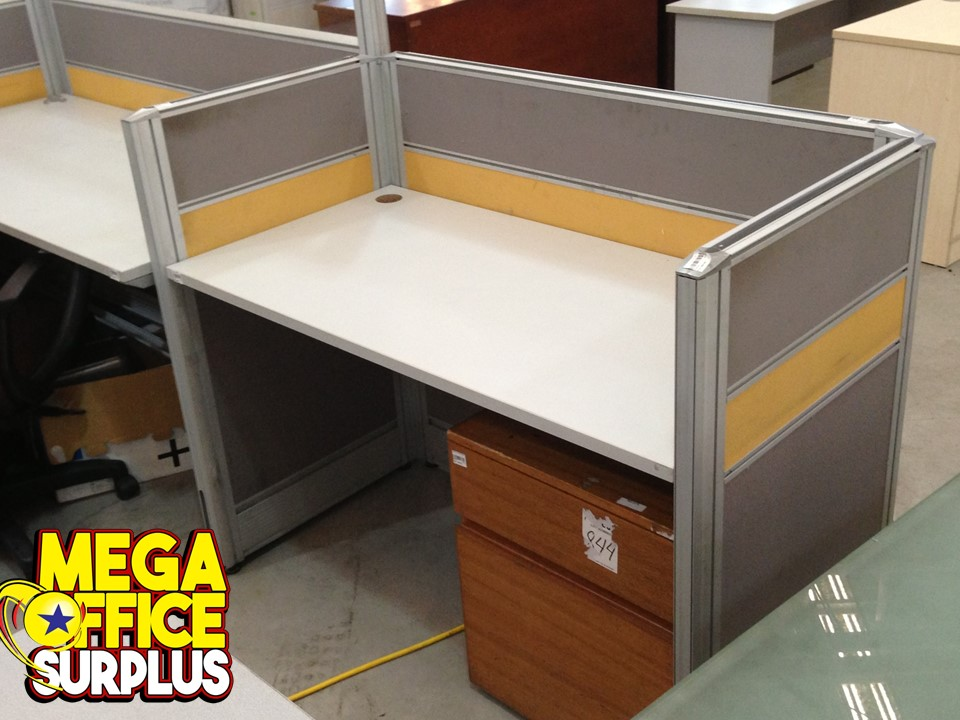 Second Hand Cubicle Megaoffice