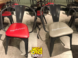 Metal Resto Chairs Megaoffice