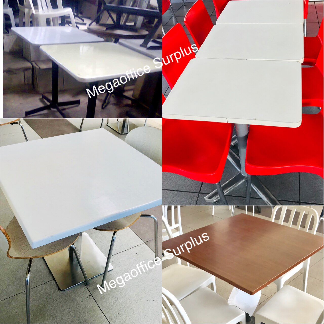 Fast Food Chain Furniture Sale Suppp