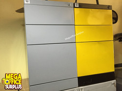Steel Small Cabinet Megaoffice