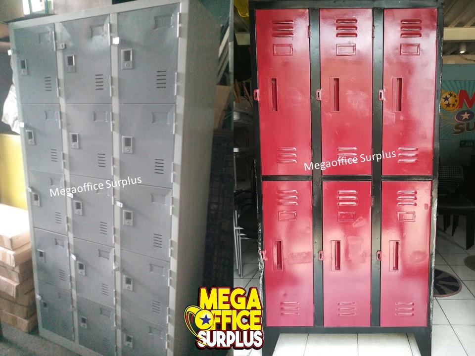 Restored Steel Locker Manila