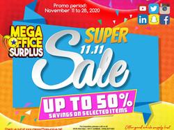 11.11 Shopee Lazada Sale Megaoffice