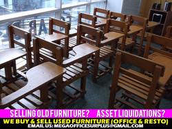 Chair furniture disposal manila