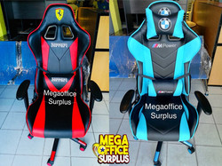 Gaming Chairs Ergo Racing Megaoffice