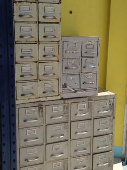 Megaoffice Surplus Steel Cabinet