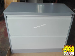 Lateral Steel Cabinet Megaoffice