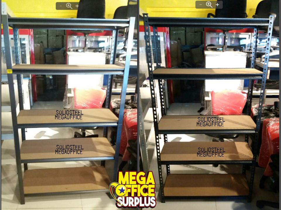 Steel Metal Racking Shelf Megaoffice