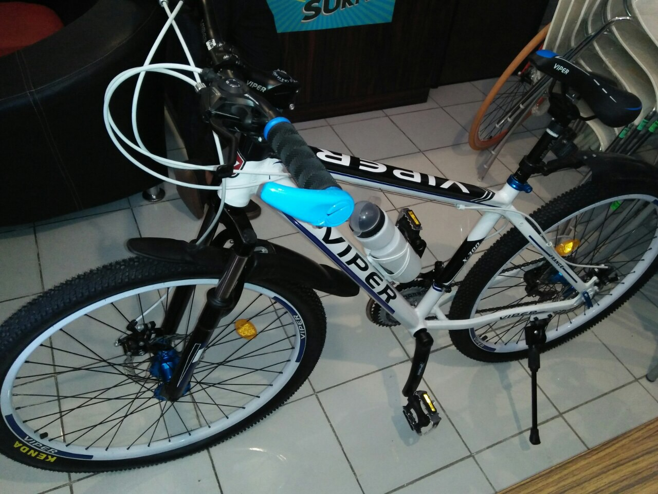 Megaoffice Pure Alloy Bike