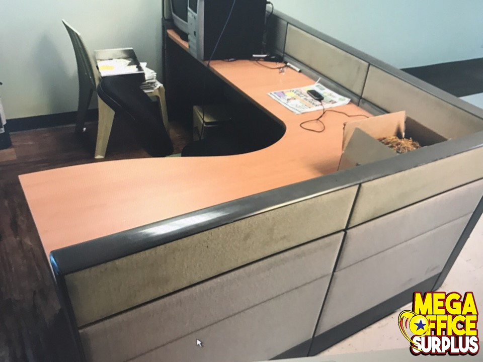 Megaoffice Office Cubicle Partition
