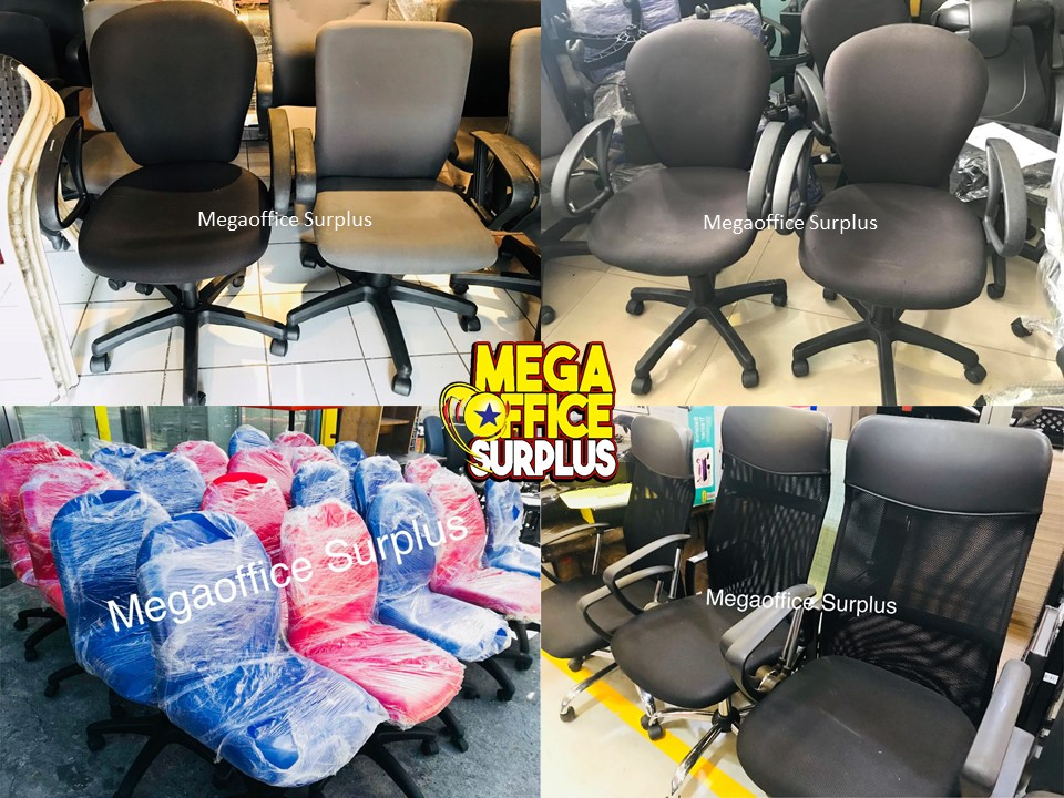 Used Furniture Chair Megaoffice SALE