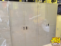 Storage Cabinet Brand New Megaoffice