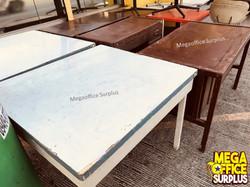 Wood Office Table Megaoffice Surplus