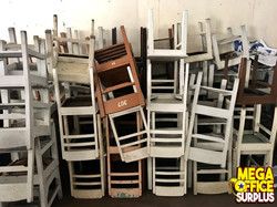 School Arm Chairs