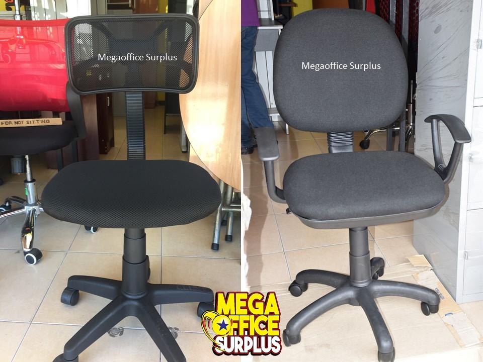 Mesh Ergo Swivel Chairs