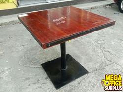Square Shape Tables For Restaurant