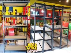SolidSteel Racking Shelf Megaoffice