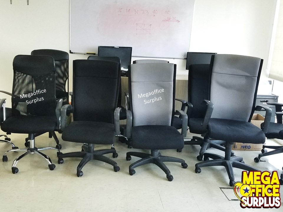 Used Office HigH back Chairs