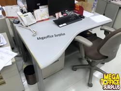 Japan Surplus Office Desk Megaoffice Sur
