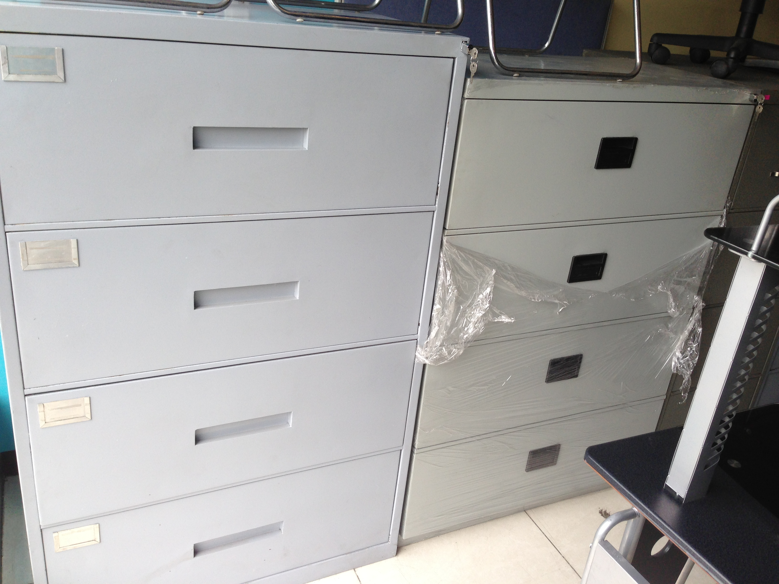 Used Lateral File Cab Megaoffice Sur