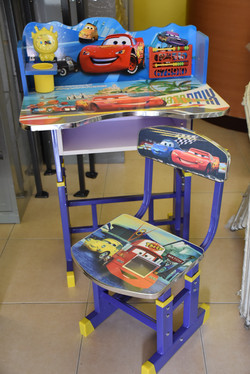 Character Kids Table Chair Supplier