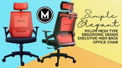 Mesh Computer Chair Megaoffice