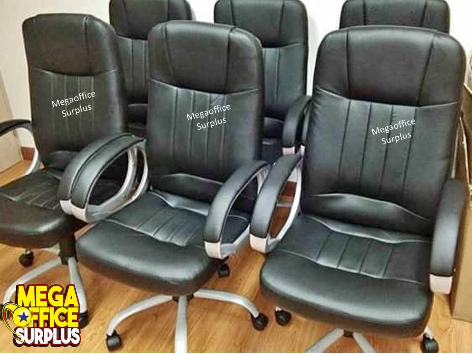 Surplus Manager Chairs Used