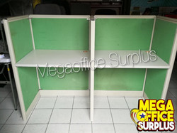 Office Partition Workstation Used