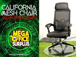 California Mesh Chair Megaoffice