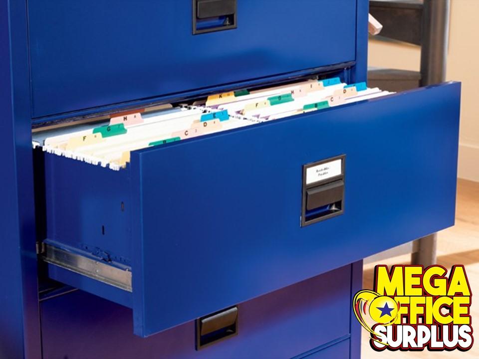 Used Steel Filing Cabinet Megaoffice