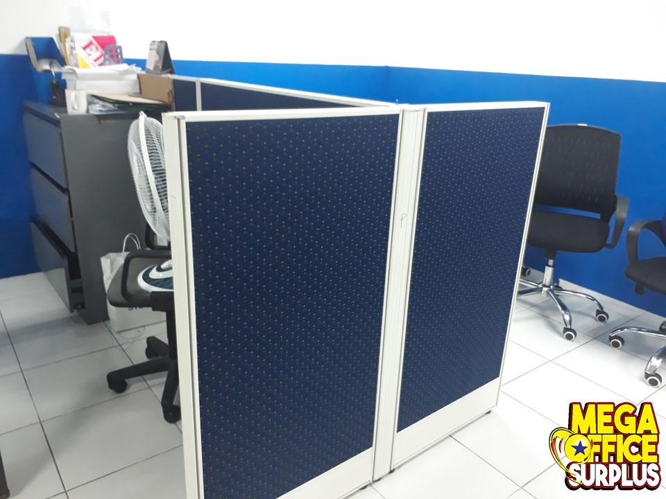 Megaoffice Used Partiton Panel