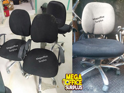 Second hand Chairs Megaoffice Surplus