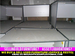Used Office Disposal Furniture Manil