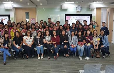 Corporate Workshop Seminar with Dr Joyce Piap Go