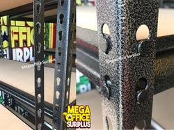 Steel Powder Coat Shelving Megaoffice