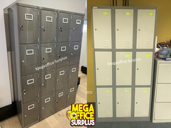 Steel Locker Cabinet Megaoffice