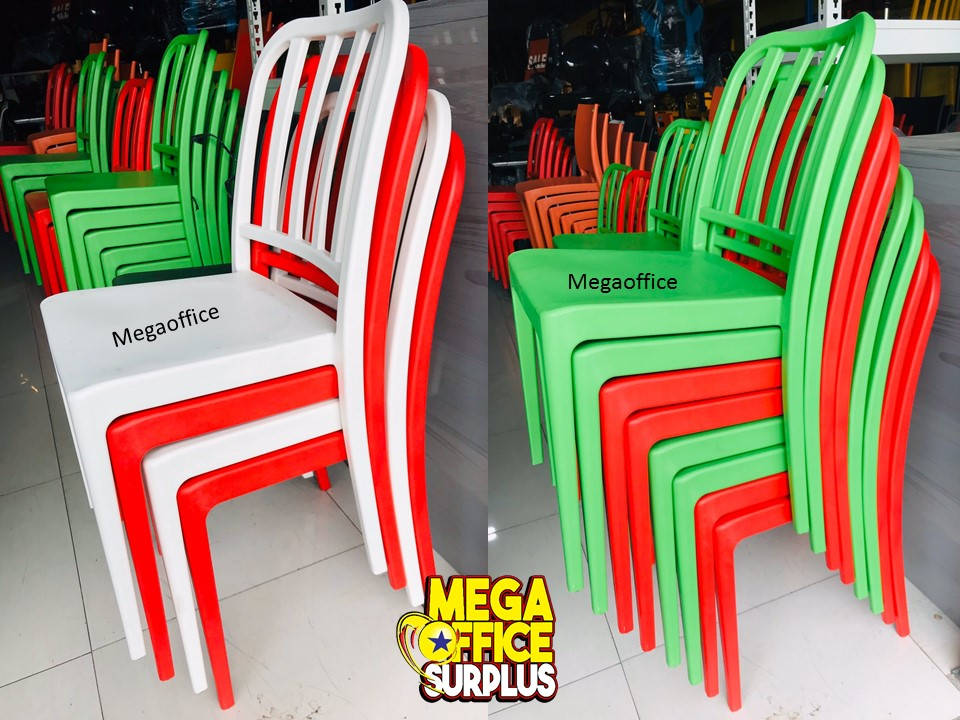Plastic Resto Chairs Megaoffice Supplier