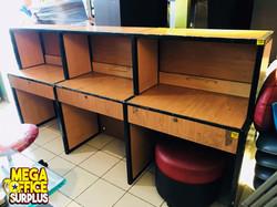 Counter Table Reception Desk