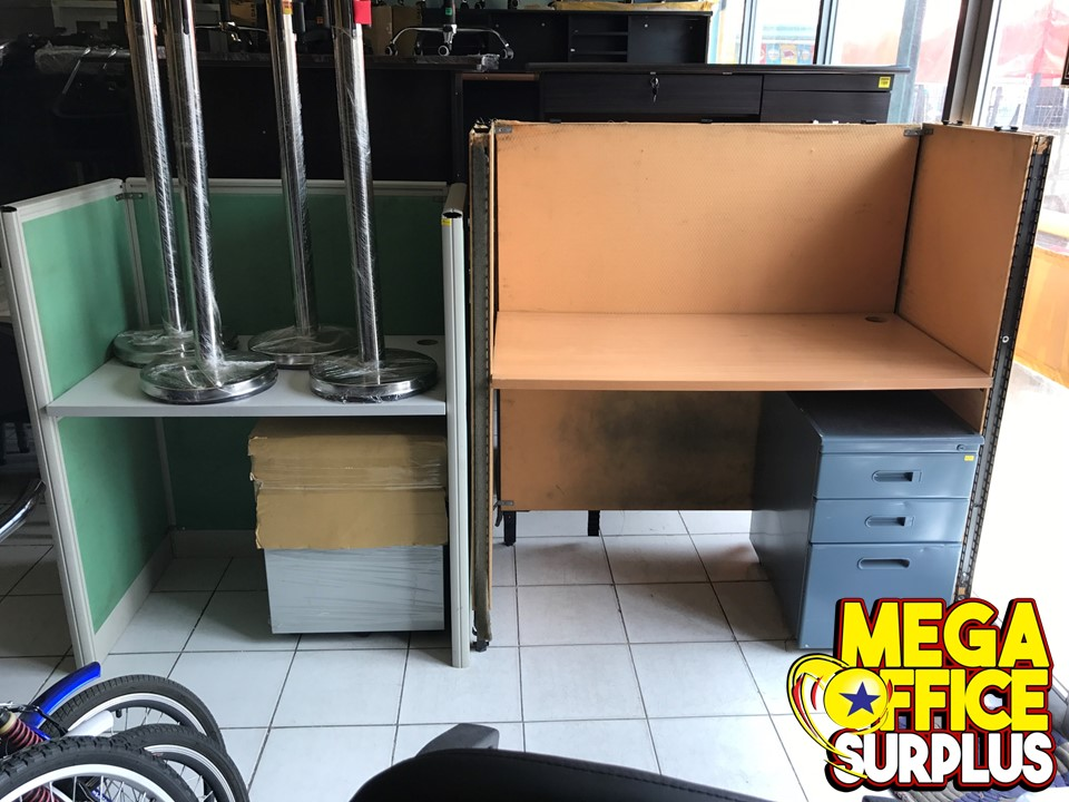 Office Workstation Panel Megaoffice