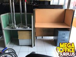 Office Workstation Panel Megaoffice