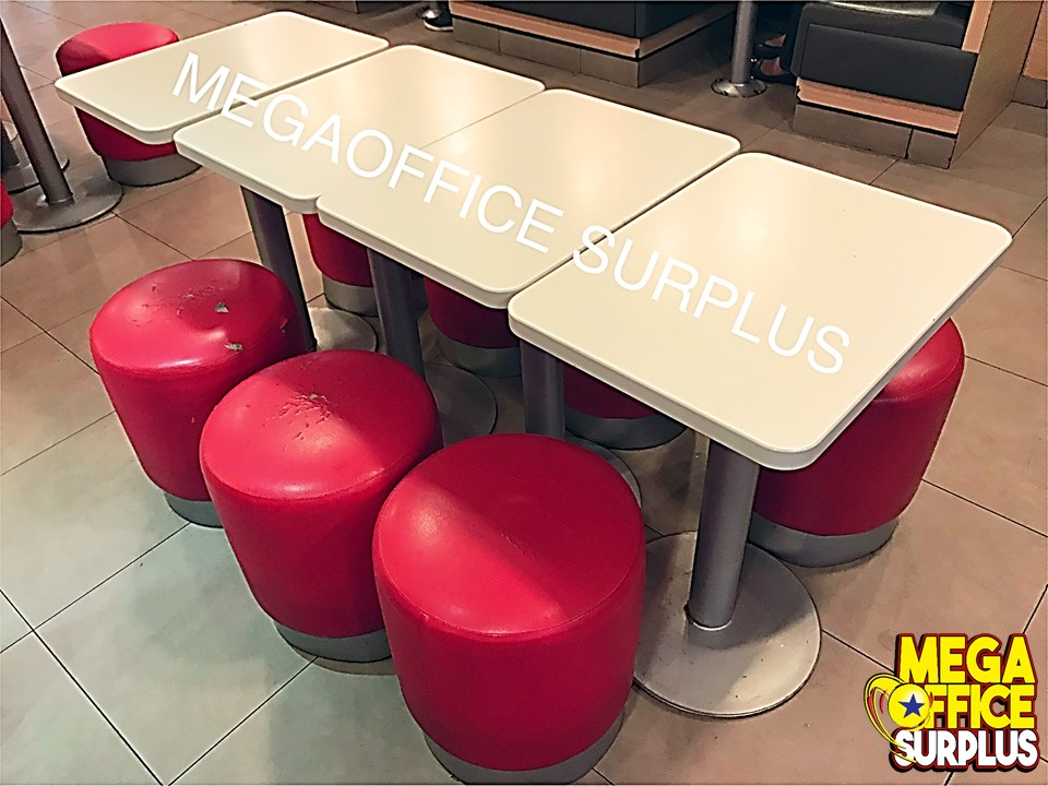 Fast Food KFC Furniture Megaoffice Surplus