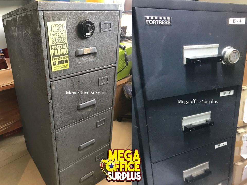 Fireproof Steel File Cabinet Megaoffice