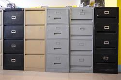 Vertical Steel Filing Cabinet Megaof