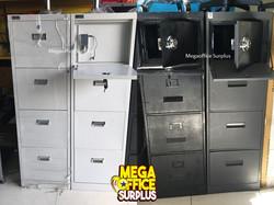 Steel Vault Cabinet Supplier