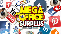 Megaoffice Surplus Social Media Online