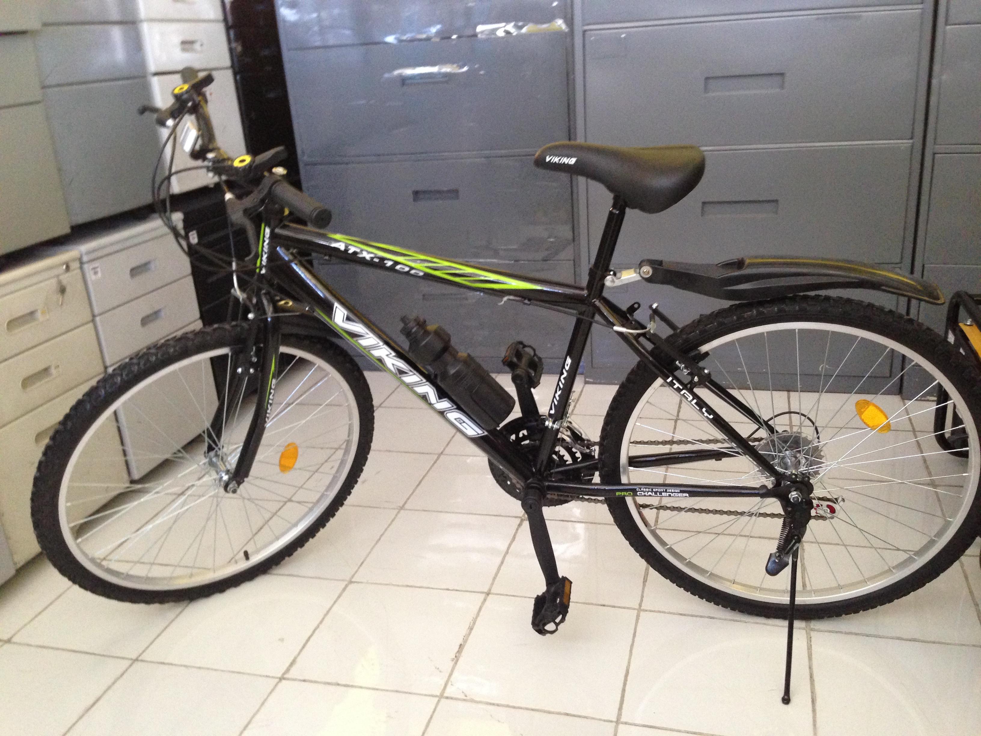 Black Mountain bike Megaoffice